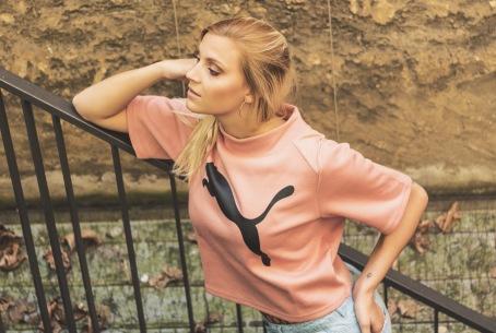 Model: Vivi Foto: Shamaine Jones
